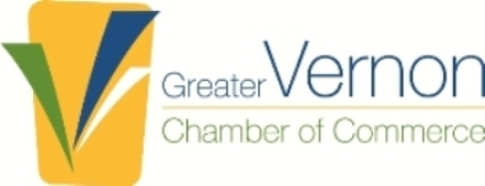 Greater Vernon Chamber of Commerce logo