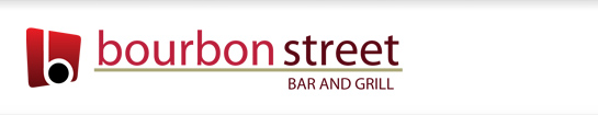 Bourbon Street Bar and Grill logo