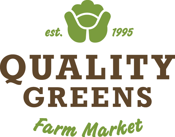 Quality Greens logo