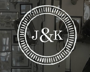 Jax & King Salon logo