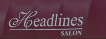 Headlines Salon logo