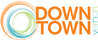 Downtown Vernon Association logo