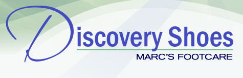 Discovery Shoes - Marc's Footcare logo