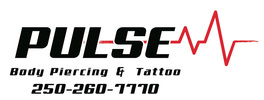 Pulse Body Piercing and Tattoo logo