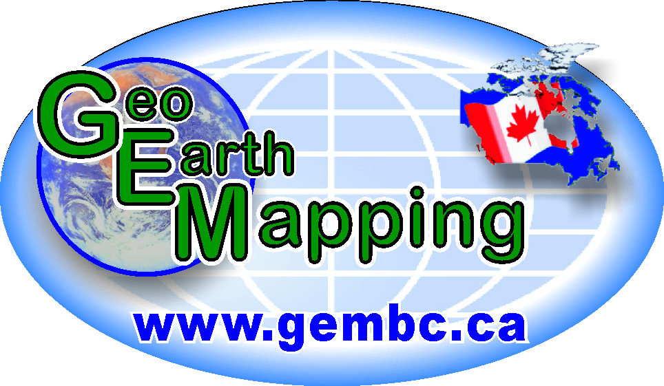 Geo Earth Mapping logo