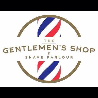 The Gentlemen's Shop and Shave Parlour logo