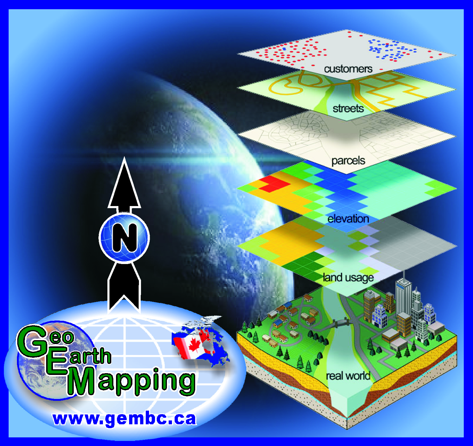 Geo Earth Mapping image 1
