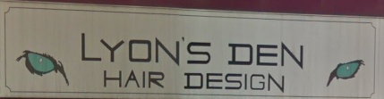 Lyons Den Hair Salon logo
