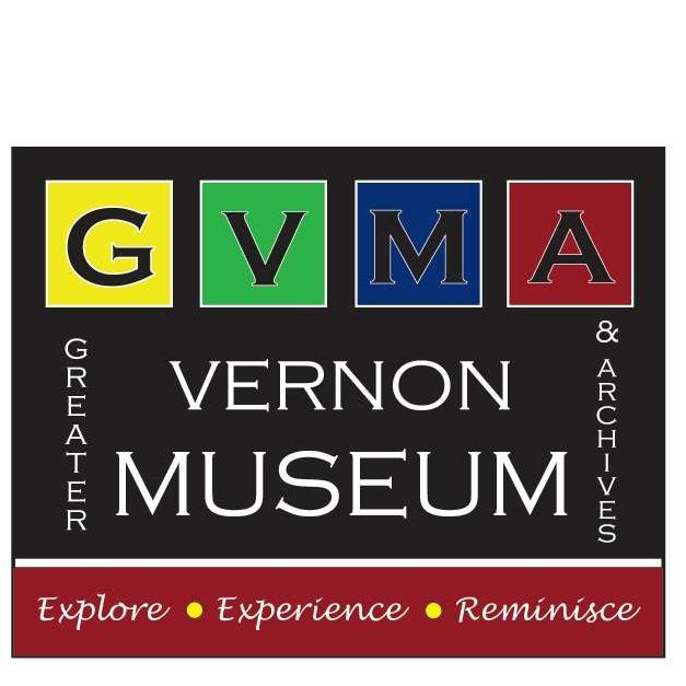 Greater Vernon Museum & Archives logo