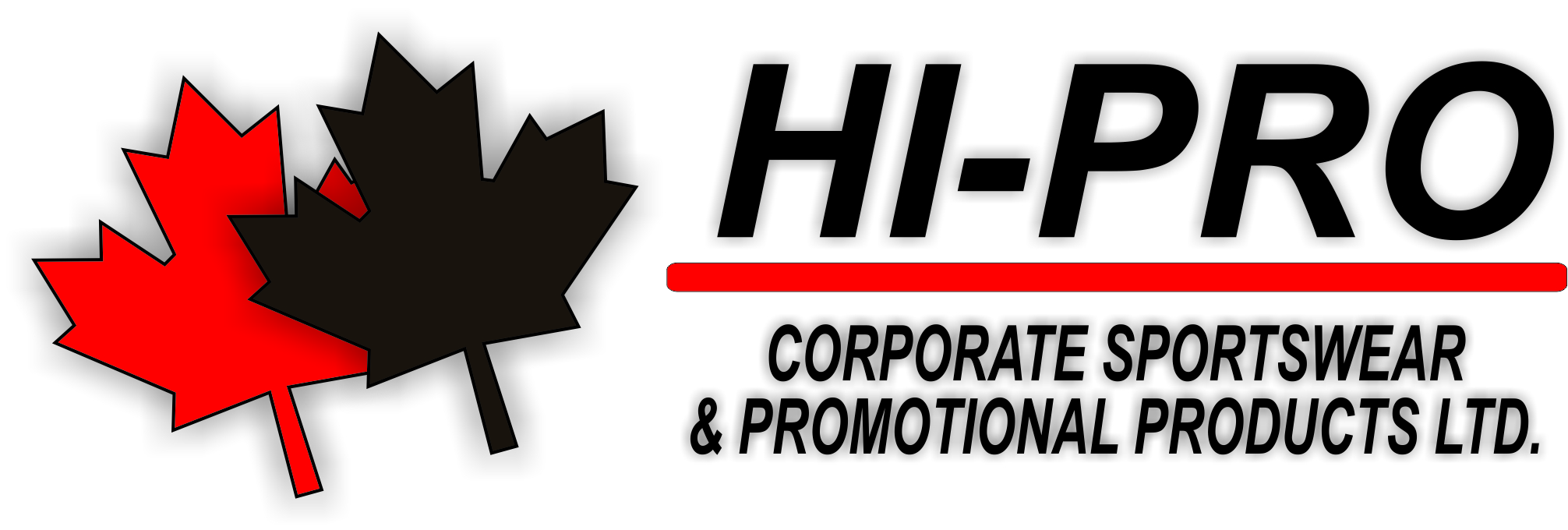 Hi Pro Corporate Sportswear and Promotional Products logo