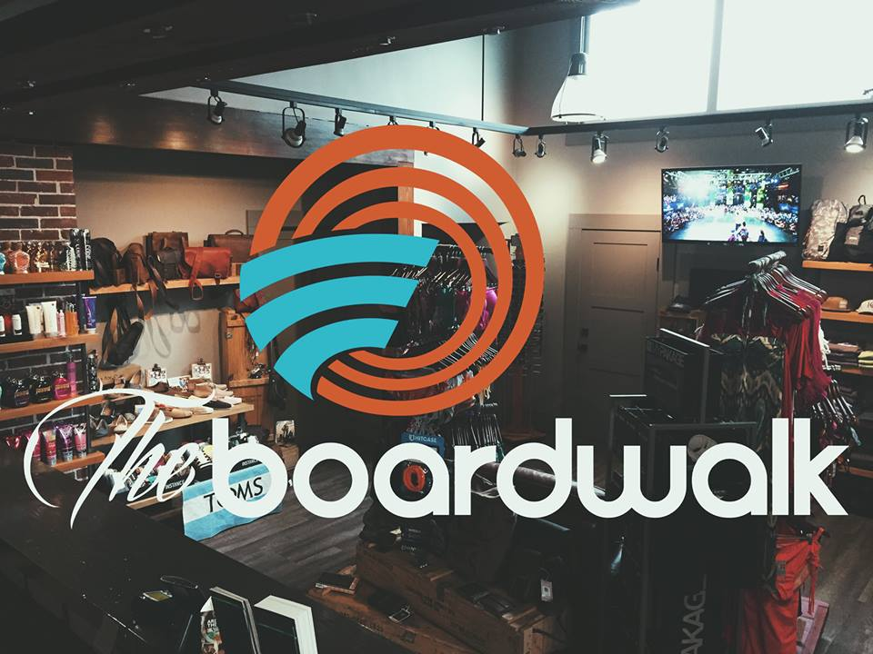 The Boardwalk 54 logo