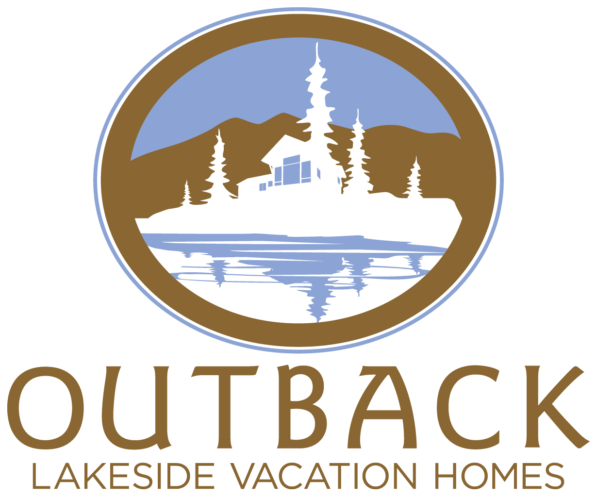 Outback Lakeside Vacation Homes logo