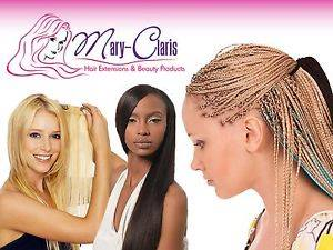Mary Claris Hair logo