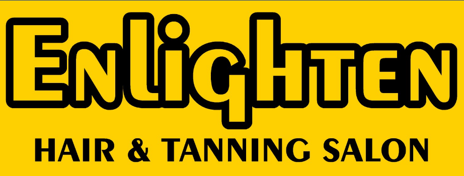 Enlighten Hair & Tanning Salon  logo
