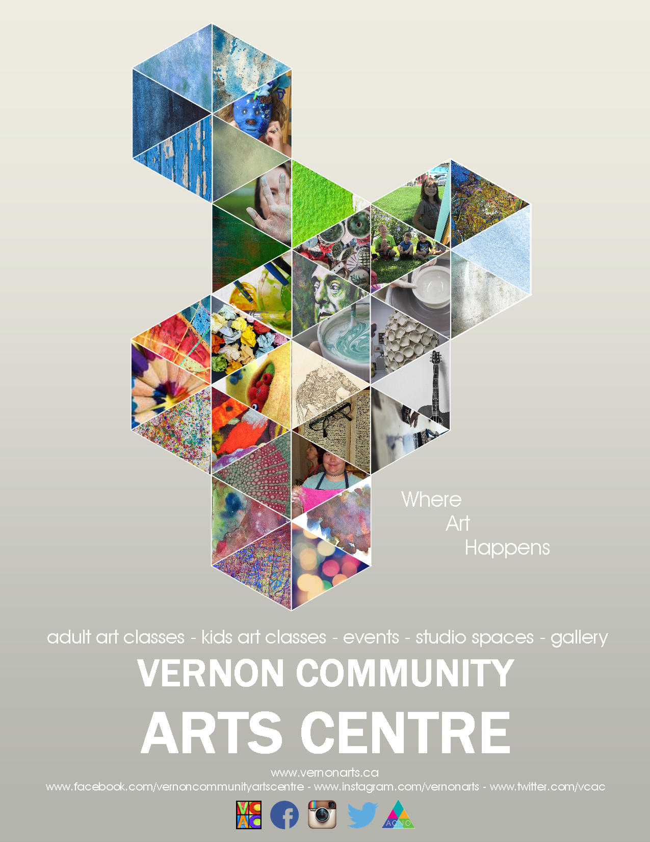 Full size lightbox of Vernon Community Arts Centre image 0