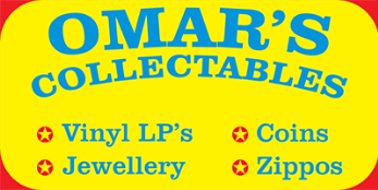Omar's Variety & Discount Store logo