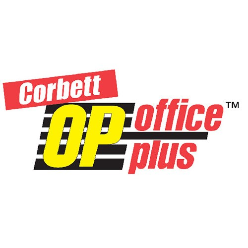 Corbett Office Plus logo